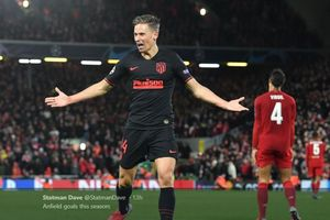 Bintang Atletico Madrid Marcos Llorente Ejek Liverpool Melalui Anjing Peliharaannya