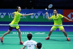 Hasil Thailand Open 2021 - Hafiz/Gloria Tumbang dari Malaysia Lewat Rubber Game