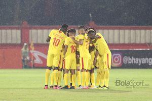 Seluruh Jajaran Bhayangkara FC Dapatkan Hasil Negatif Tes Covid-19