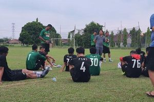 Liga 2 2020 Belum Jelas Waktunya, PSMS Medan Latihan Hanya 8 Pemain
