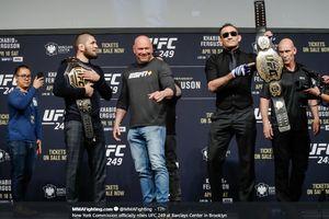 2 Petarung UFC Nyatakan Kesiapan untuk Gantikan Khabib Nurmagomedov Hadapi Tony Ferguson
