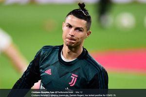 Cristiano Ronaldo Bisa Tinggalkan Juventus Karena Virus Corona