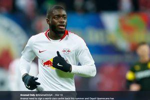 Respons Dayot Upamecano soal Kepindahannya ke Manchester United
