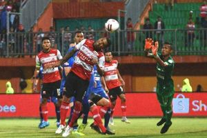 Madura United Berikan Program Latihan Sesuai Permasalahan Pemain