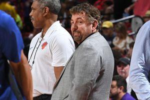 Pemilik Klub NBA New York Knicks Dinyatakan Positif Kena Covid-19
