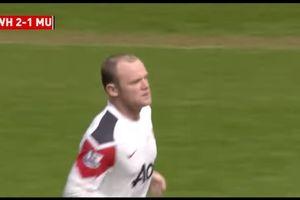 DUEL KLASIK, 2 April 2011 - Hattrick Wayne Rooney Pimpin Comeback 25 Menit Man United