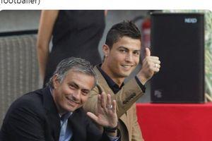 Jose Mourinho Pernah Membuat Cristiano Ronaldo Hampir Menangis Saat Bertengkar