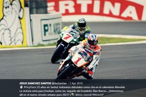 SEJARAH HARI INI - Debut Indonesia Jadi Tuan Rumah MotoGP, Rossi Masih Culun, dan Tiket Cuma 15 Ribu