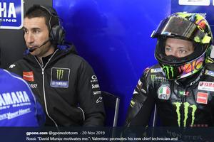 Valentino Rossi Yakin Yamaha Punya Modal Jadi Juara MotoGP Lagi