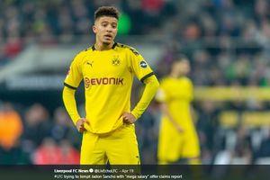Ikut Kamp Latihan Dortmund, Sancho Amankan Nasib Wonderkid Man United