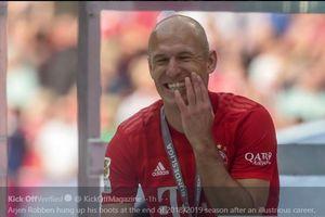 Bergabung dengan Klub Masa Kecil Adalah Mimpi Terbesar Arjen Robben