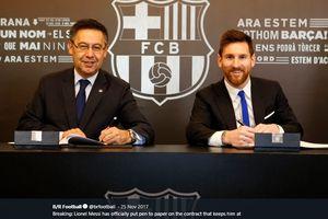 Presiden Barcelona Percaya Diri Lionel Messi Nggak Bakal Pindah, Ini Alasannya