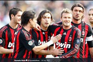 Begini Komentar David Beckham Usai Pirlo Jadi Pelatih Juventus