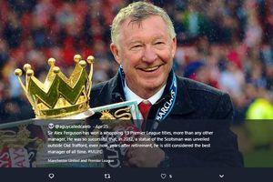 Sir Alex Ferguson Takjub dengan Satu Hal Mulia yang Dilakukan Marcus Rashford