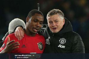 Sudah Cetak 2 Gol dalam 1 Laga Tapi Tetap Dikritik Pelatih Man United, Odion Ighalo Ungkap Penyebabnya