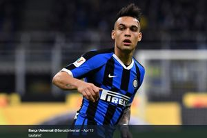 Barcelona Hanya Punya 1 Cara untuk Dapatkan Lautaro Martinez dari Inter Milan