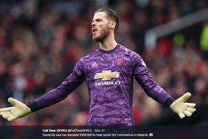 Kiper Legendaris Sebut David De Gea Bisa Perkuat Manchester United Sepuluh Tahun Lagi