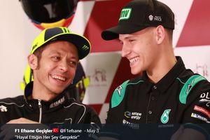 Tujuan Mulia di Balik Selebrasi Konyol Valentino Rossi di MotoGP