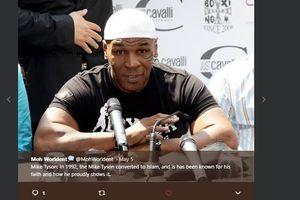 Mike Tyson Tegaskan Laga Amal Bukan Ladang untuk Cari Untung Pribadi