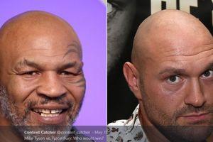 Reaksi Tyson Fury Saat Ditawari Bertarung Melawan Mike Tyson