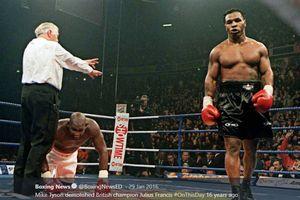 Rahasia Perubahan Cepat Tubuh Mike Tyson Terbongkar, Ternyata..