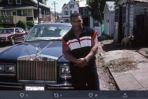 Cerita Kocak Mike Tyson Soal Burger, Polisi dan Kelakuan Aneh Sang Istri