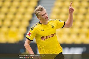 Bintang Muda Borussia Dortmund Erling Haaland Pernah Punya Boyband dan Upload Lagu di Youtube