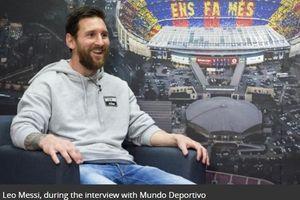 Lionel Messi Hebohkan Media Sosial, Spekulasi Muncul dari Warganet