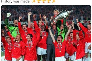 Teriakan 'Bayi' Gelandang Juventus Bikin Paul Scholes Kehilangan Final Liga Champions