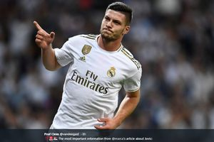 Soal Jovic, Zidane Akui Sedang Bereksperimen di Real Madrid