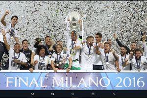 Sergio Ramos Ungkap Kalimat Motivasi Zidane Sebelum Final Liga Champions 2016
