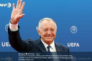 Jean-Michael Aulas, Presiden Salah Satu Klub Liga Prancis Paling Blak-blakan Sampaikan Aspirasi