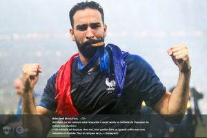 Rusia Terdampak Covid-19, Bek Timnas Perancis di Piala Dunia 2018 Alami Nasib Miris