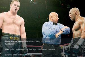Kepepet Biaya Kuliah Anak, Musuh Terakhir Mike Tyson Ingin Gelar Rematch