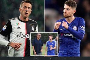 Rencana Tukar Guling Juventus Demi Dapatkan Anak Emas Maurizio Sarri