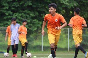 Pemain Muda Ini Sebut Latihan Timnas U-19 Indonesia Sama Seperti Persija