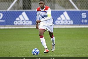 RESMI - AC Milan Ikat Bek Kanan Muda Olympique Lyon Lima Tahun