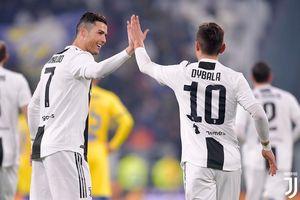 Susunan Pemain Juventus vs Ferencvaros - Duet Ronaldo dan Dybala Starter, Morata Diparkir