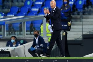 Man City Vs Real Madrid - Zidane Optimistis di Tengah Cobaan