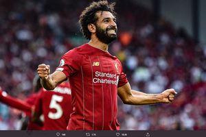 Mohamed Salah Masih Ambisi Kejar Gelar Lain usai Bawa Liverpool Juara, Top Skorer?