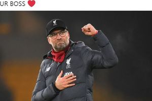 Link Live Streaming Liverpool Vs Man United - Klopp Ditunggu 1 Rekor