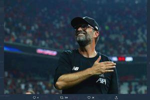 Alasan Juergen Klopp Ngotot Semua Pemain Liverpool Dapat Medali Liga Inggris