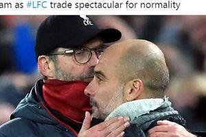 Juergen Klopp dan Pep Guardiola Satu Suara Menentang Sistem Pergantian Pemain di Liga Inggris