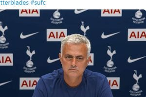 VIDEO - Kesal! Jose Mourinho Tinggalkan Konferensi Pers Usai Laga Bournemouth Vs Tottenham Hotspur