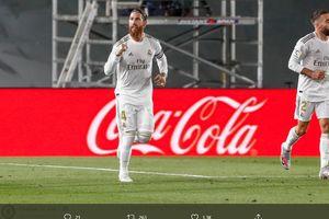 Makin Tua Makin Jadi! Sergio Ramos Pamer Optimisme Juara Liga Spanyol