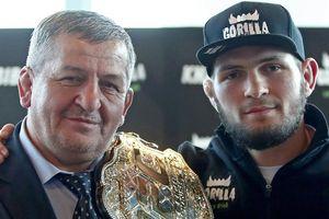 Hormati Meninggalnya Abdulmanap, 2 Rekan Khabib Nurmagomedov Batal Debut UFC