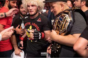 Legenda UFC Kenang Cerita Khabib Bikin 8 Petarung Minta Ampun dalam 5 Menit