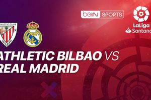 Link Streaming Athletic Bilbao Vs Real Madrid, Pekan 34 Liga Spanyol