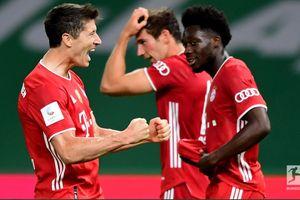 Hasil DFB Pokal - Bayern Muenchen Juara, Robert Lewandowski Tembus 50 Gol
