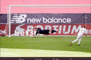 Bermain Menyerang, Alasan Real Madrid Kerap Dapat Hadiah Penalti